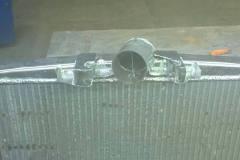 Ремонт радиатора печки